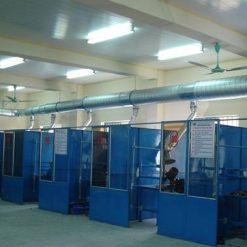 hệ thống xử lý khói hàn