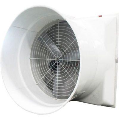 quạt công nghiệp thông gió dạng loa